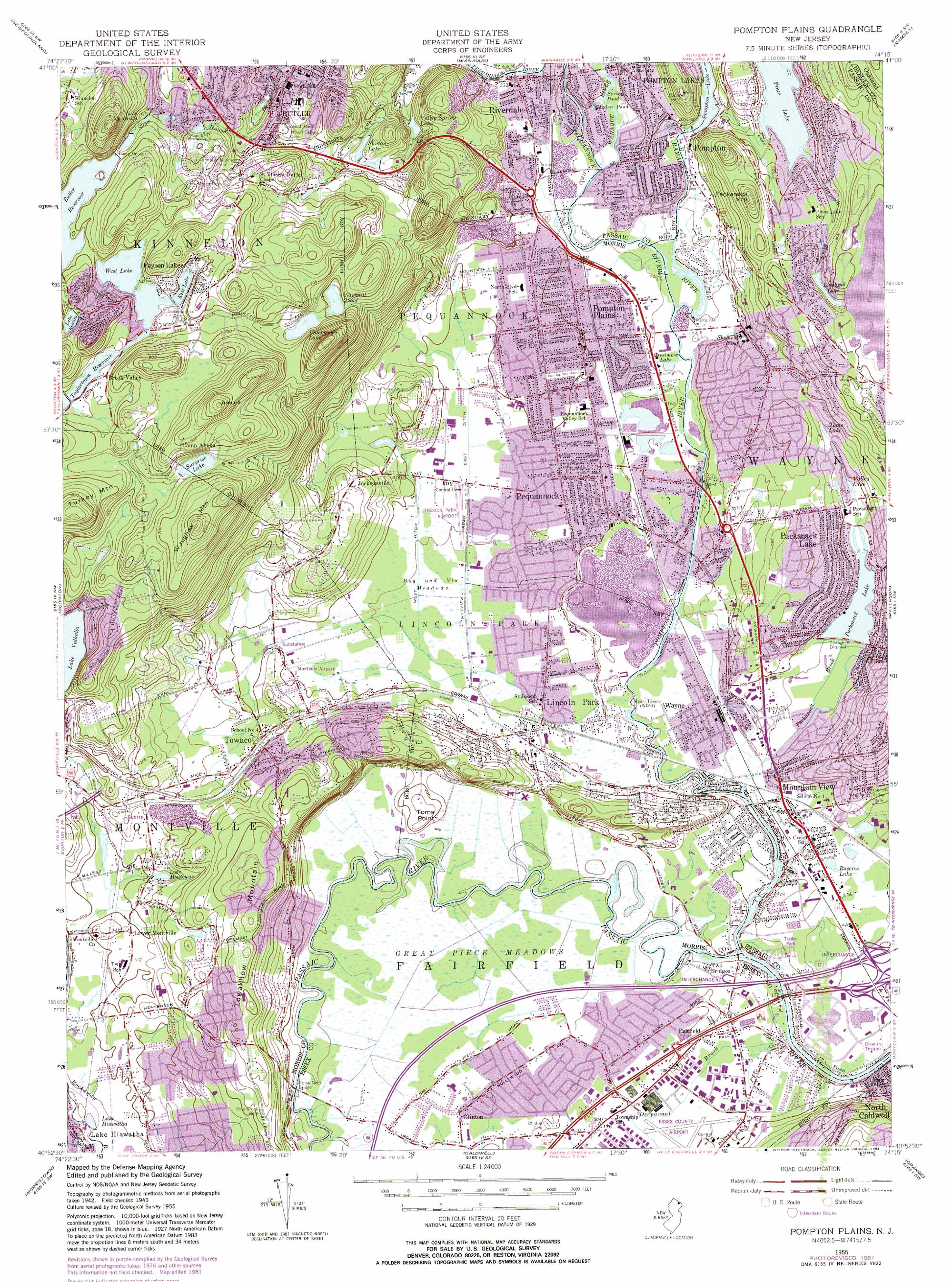 or you can just look at the new jersey collection at the nj topo map depot. places and spaces usgs quad sheets